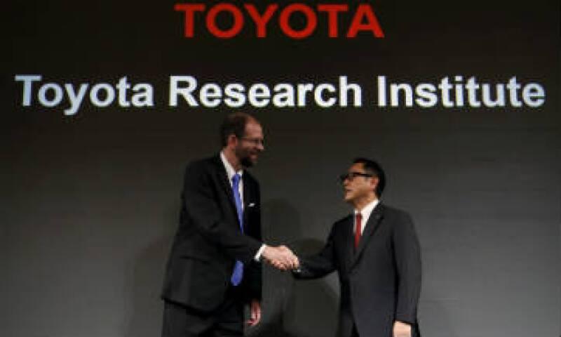 La nueva compañía de la automotriz busca nuevas funciones automatizadas en laboratorio. (Foto: AFP )