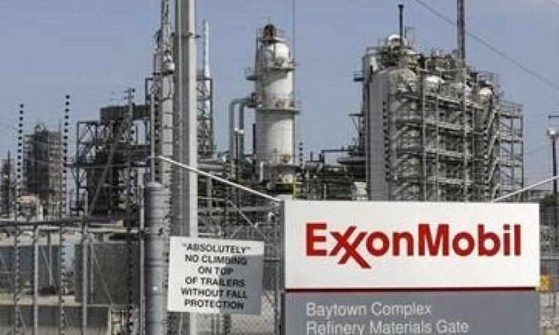 Exxon Mobil Corp registró un aumento de 62% en el beneficio de su negocio local de químicos.  (Foto: Getty Images)