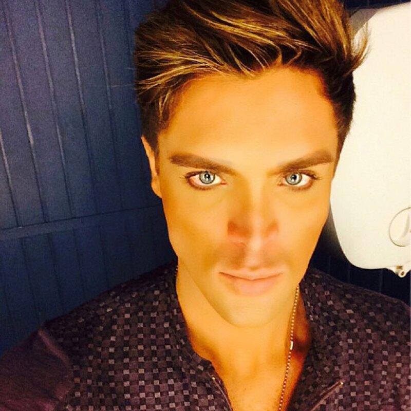El nuevo Ken brasileño tiene más de 22 mil seguidores en Instagram.