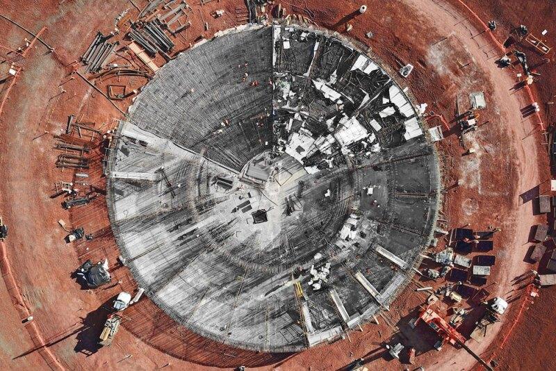 Torre de Control Nuevo Aeropuerto de la CDMX