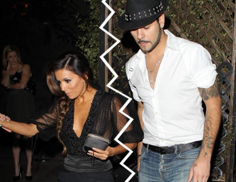 El publicista de la actriz estadounidense confirmó que la pareja había concluido su relación.