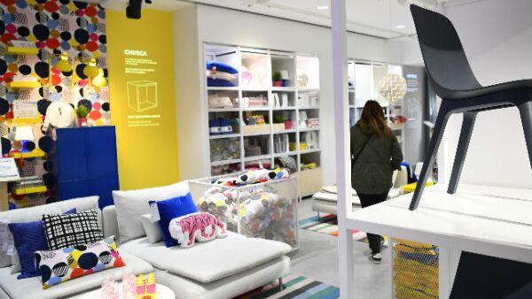 tienda de muebles IKEA