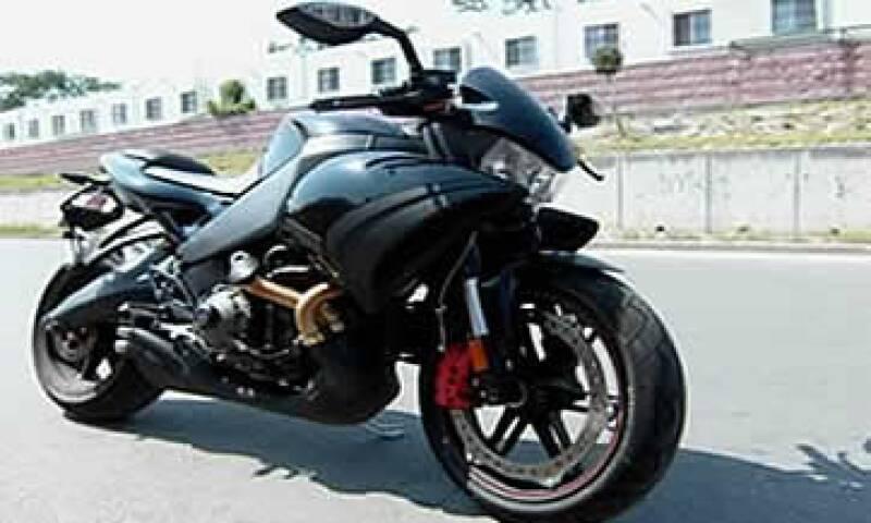 Moto (Foto: Autocosmos)