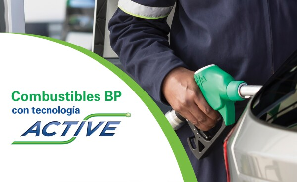 BP bomba de gasolina