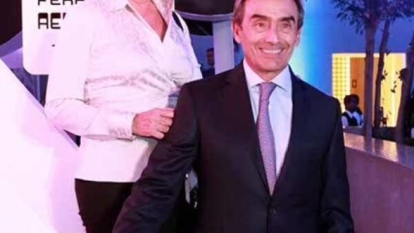 Alberto y Patricia Kuri