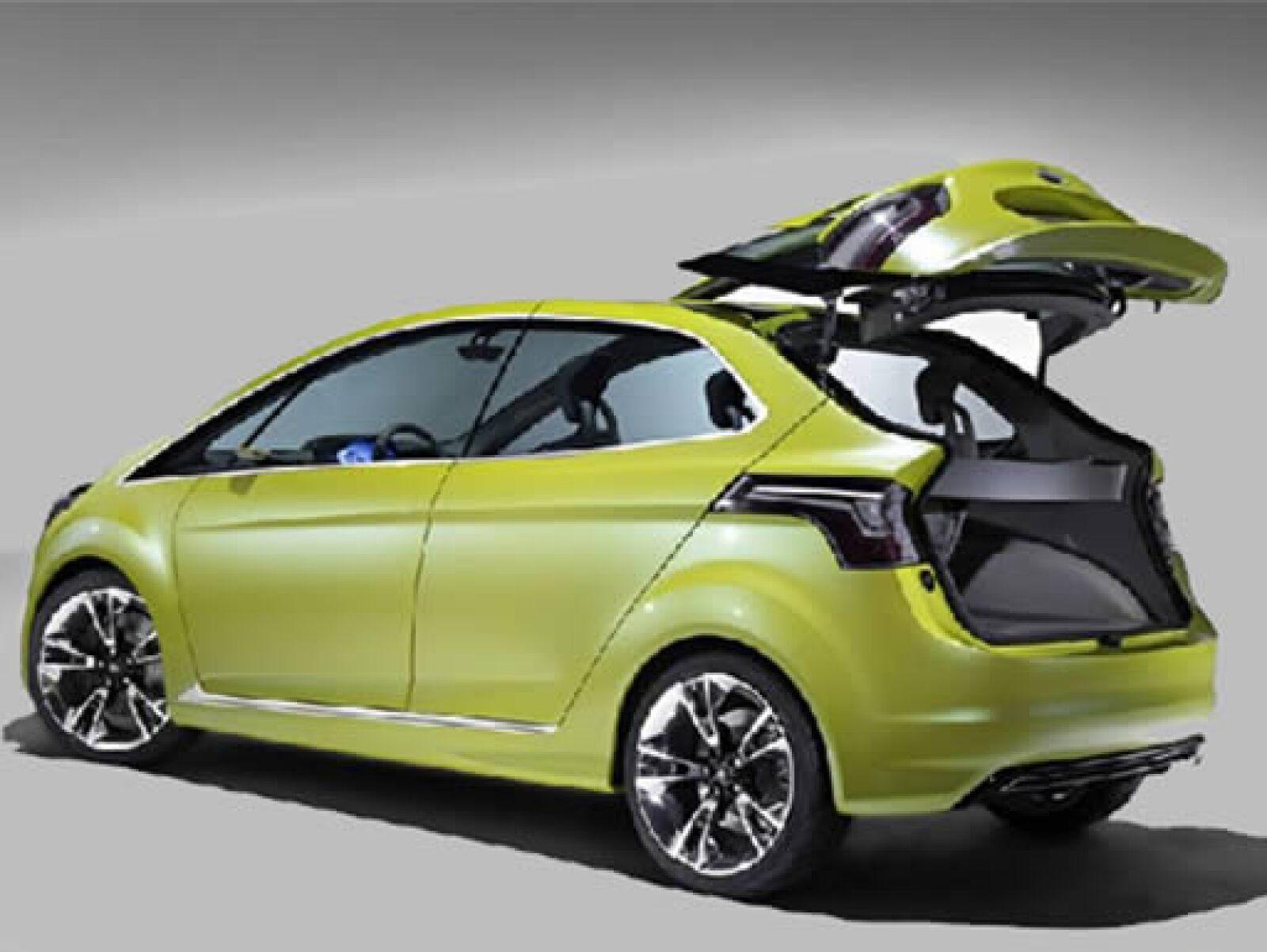 Ford comenzó a desarrollar modelos Losis desde 2005, sobretodo en Europa.