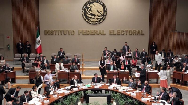 ife sesión extraordinaria del consejo del 14 de junio de 2012