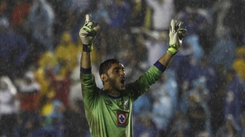 Jesús Corona Cruz Azul