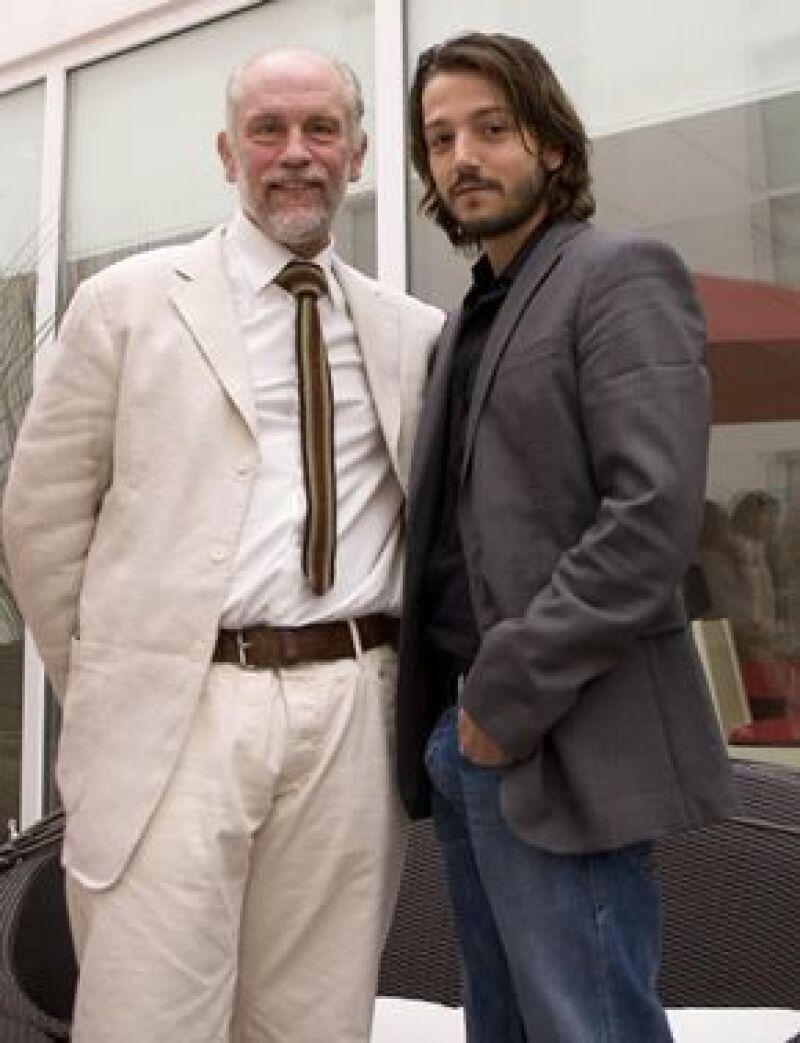 El director aseguró que el elenco de 'El buen canario' es el mejor con el que ha trabajado.