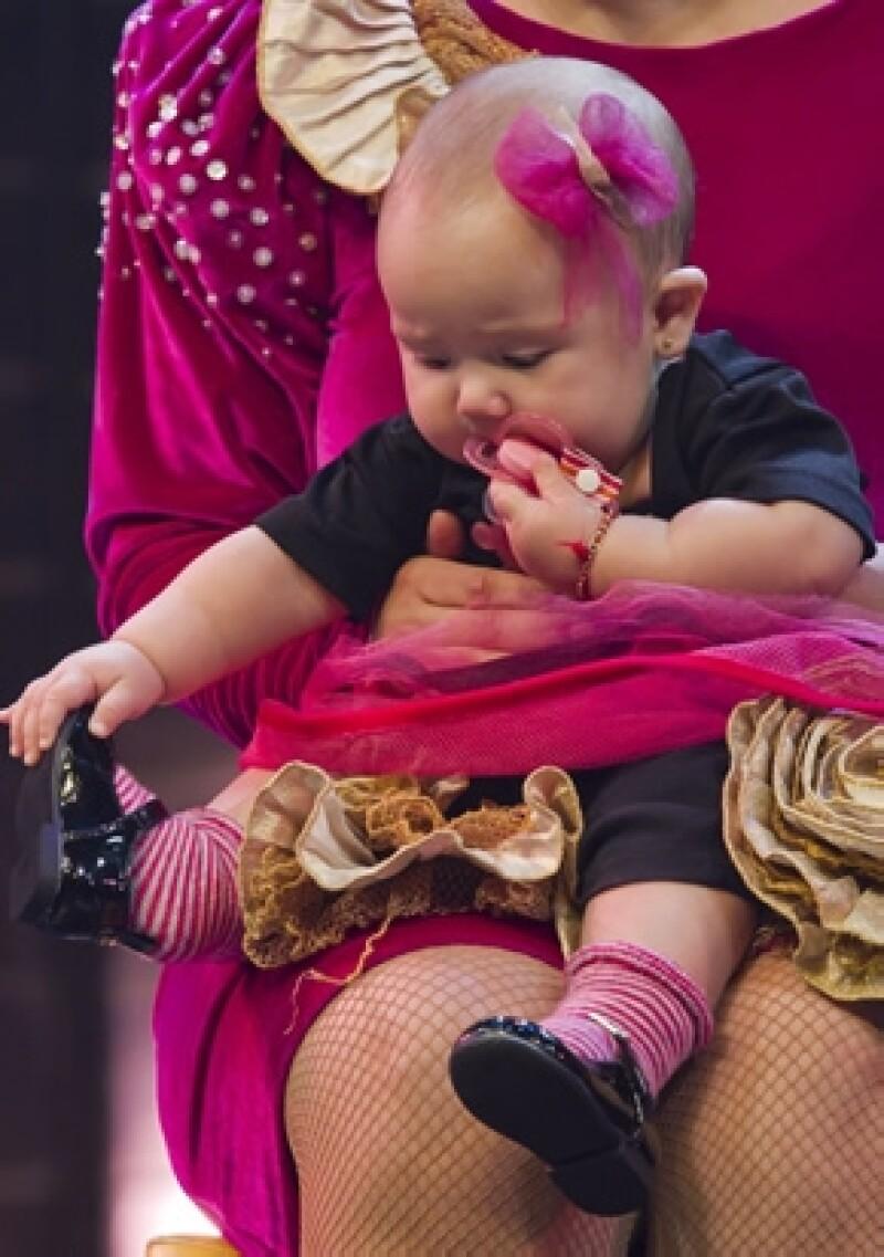 Al parecer Jaime Camil será uno de los padrinos de la pequeña Angélica Masiel.
