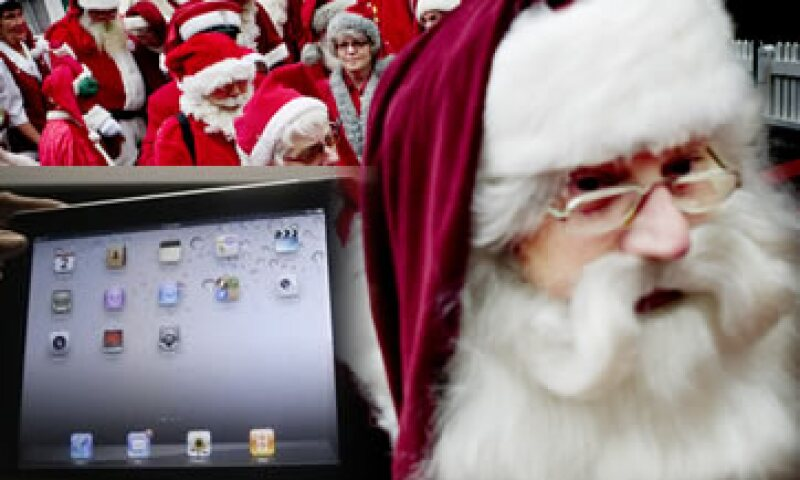Los consumidores planean gastar unos 769 dólares en sus regalos navideños, de acuerdo a la CEA. (Foto: Especial)
