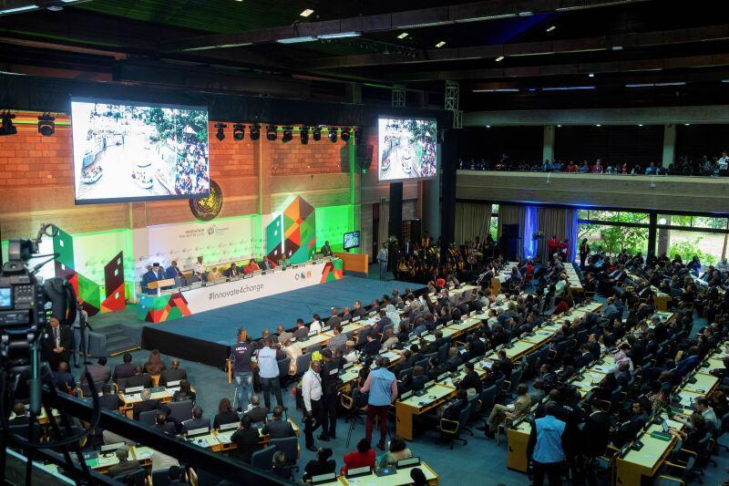 Asamblea ONU-Hábitat
