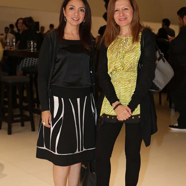 Lorena Zárate y Carla Depeuch
