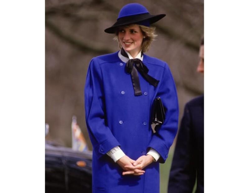Diana de Gales tuvo una educación privilegiada.