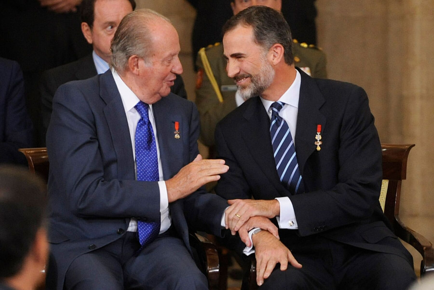 Spanish Royals Attend the 30th Anniversary of Spain Being Part of European Communities