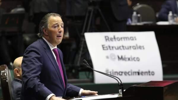 josé Antonio Meade Kuribreña, hacienda
