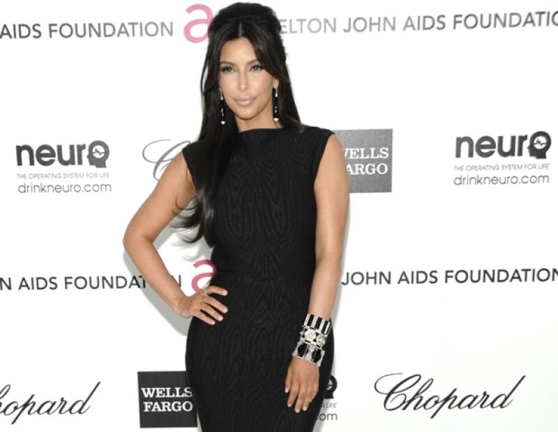 Amada y odiada en el mismo nivel, Kim Kardashian le debe su fama a los reality show.
