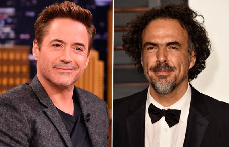 """A unos días de la polémica generada por un comentario calificado de """"racista"""", el actor aseguró respetar el trabajo como director del mexicano."""