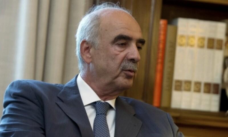 Vangelis Meimarakis acudirá al palacio presidencial para reunirse con el presidente de la República y recibir el encargo en persona. (Foto: Reuters)