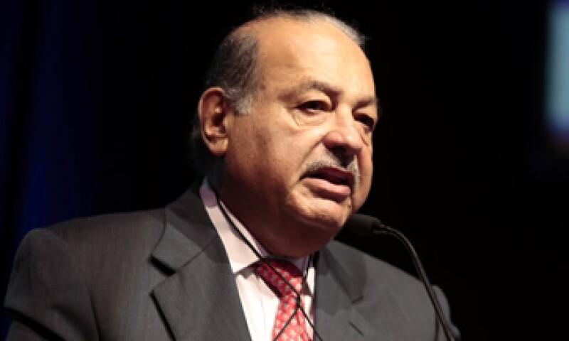 El multimillonario Carlos Slim también ha invertido en Prisa. (Foto: Reuters)