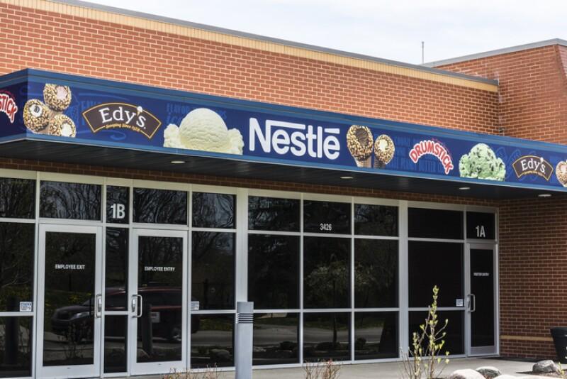 negocio de Nestlé