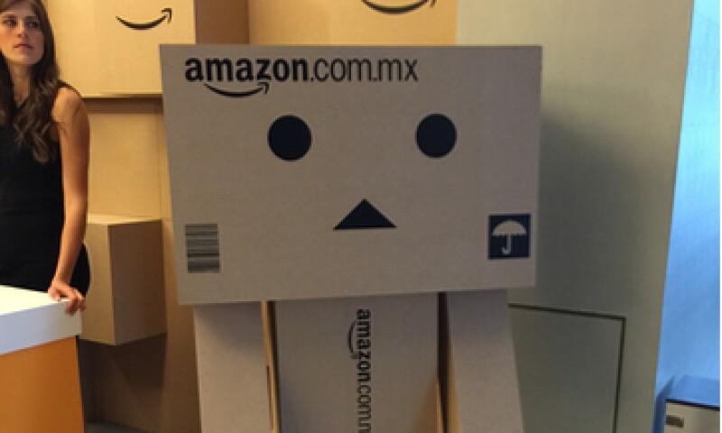 Expertos sugieren a las empresas diferenciarse de los demás productos que se venden en Amazon. (Foto: Carlos Fernández de Lara)