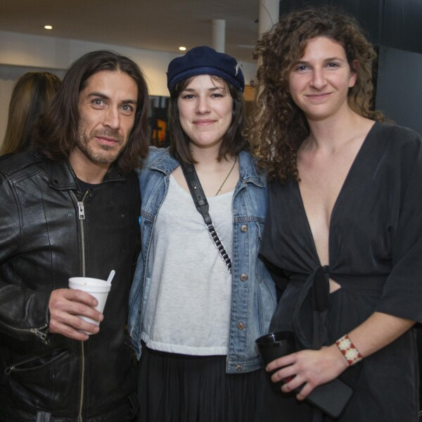 Paris Barrera, Alejandra Kelly, Liora Eidels