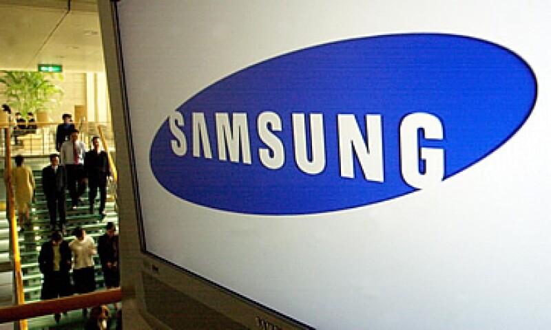Tan sólo 7% de lo producido por Samsung en Tijuana se queda para consumo nacional. (Foto: AP)