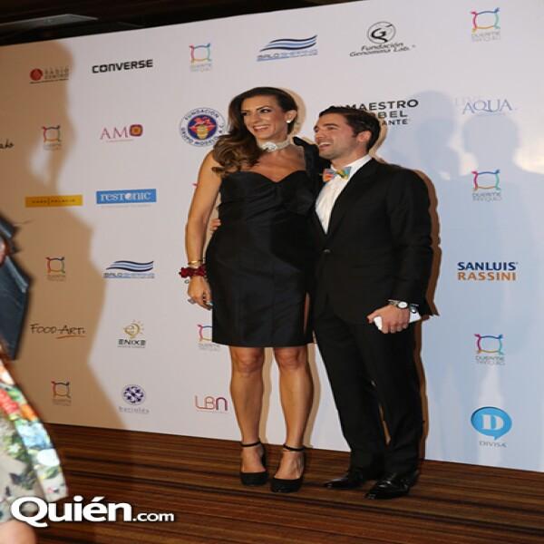 Celia Daniel,Carlos Girón