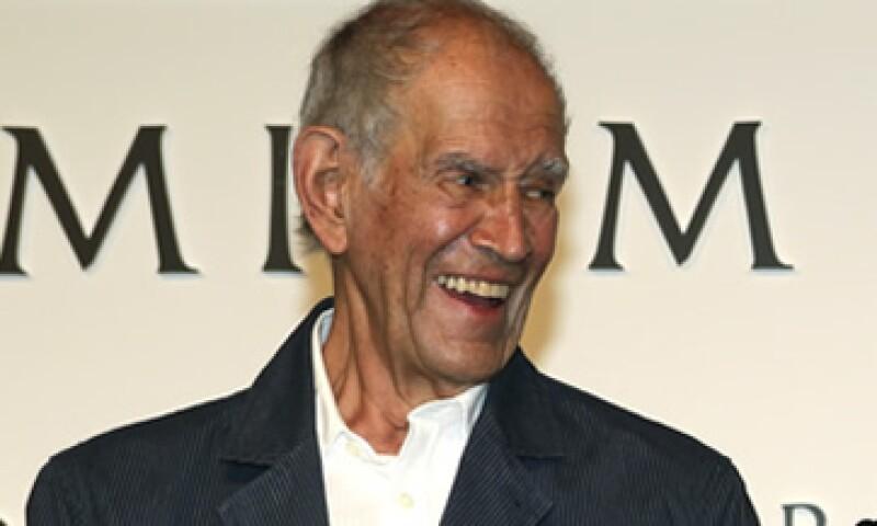 El arquitecto Ricardo Legorreta falleció el 30 de diciembre de 2011, a la edad de 80 años. Dejó atrás su despacho Legorreta+Legorreta, que ha sido aclamado mundialmente. (Foto: AP)