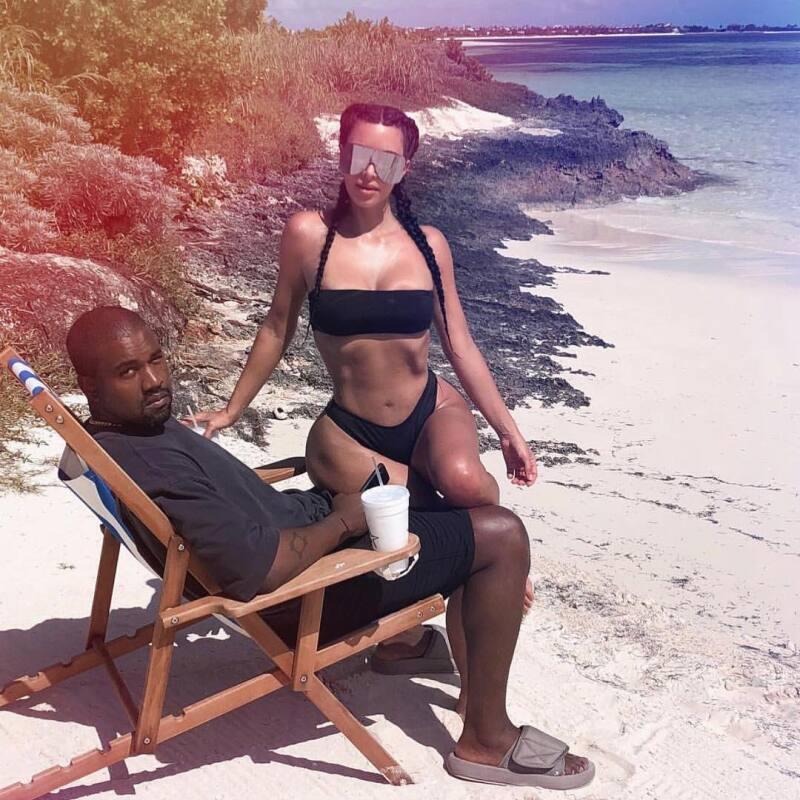 """La razón por la que Kim Kardashian y Kanye West decidieron llamar a su hijo """"Salmo"""""""