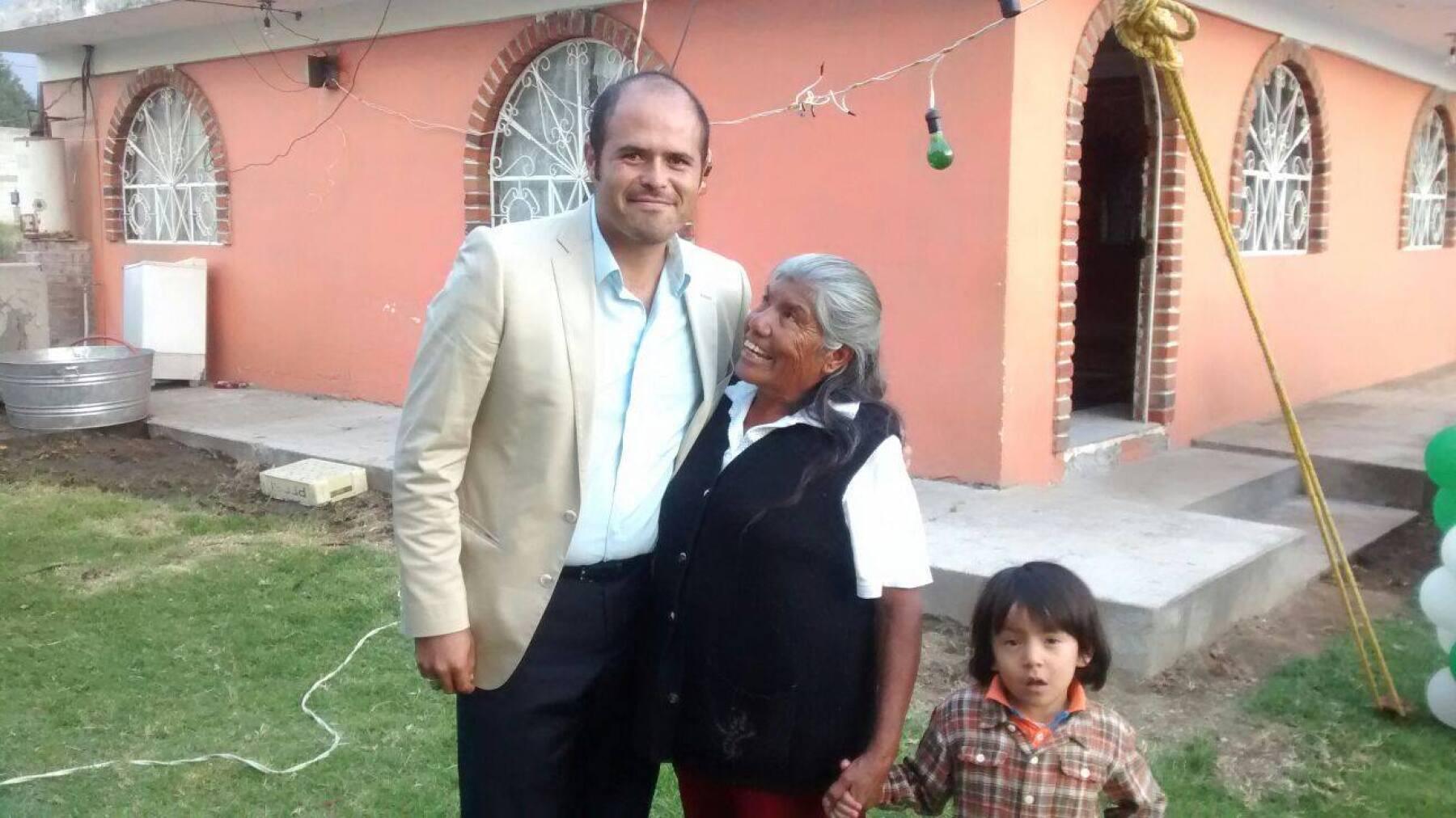 Sanabria Chávez alcanzó el triunfo en este poblado de Tlaxcala.