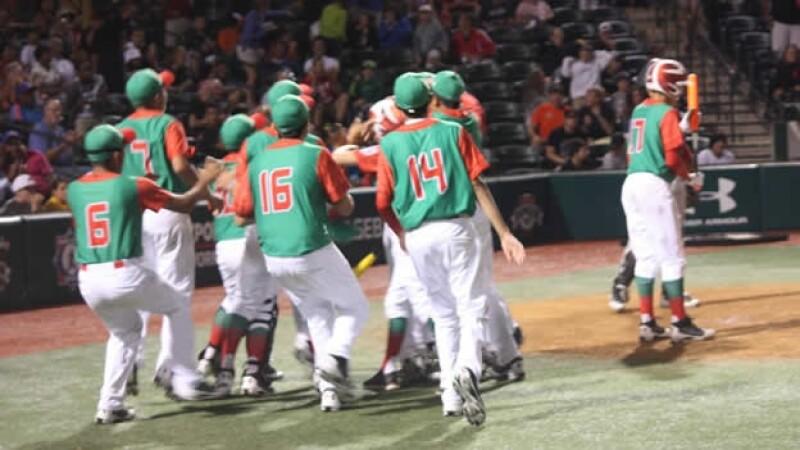 México va a la final de la Serie Mundial Cal Ripken beisbol ligas menores