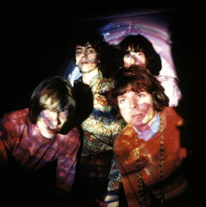 Photo of Syd BARRETT and PINK FLOYD