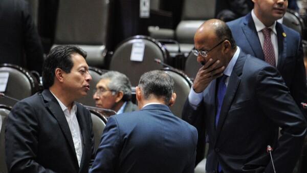 Negociación política presupuesto