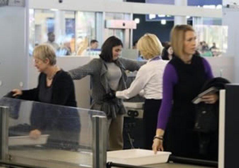 La eficacia de la seguridad aérea en EU parece tener puntos débiles. (Foto: AP)