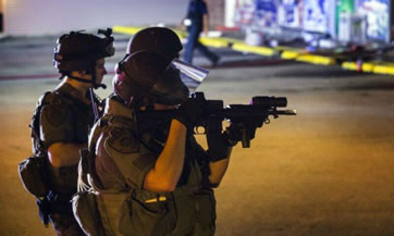 Los inversionistas apuestan que las acusaciones por las tácticas que utiliza la policía en Ferguson aumentarán la venta de videocámaras.  (Foto: Especial)