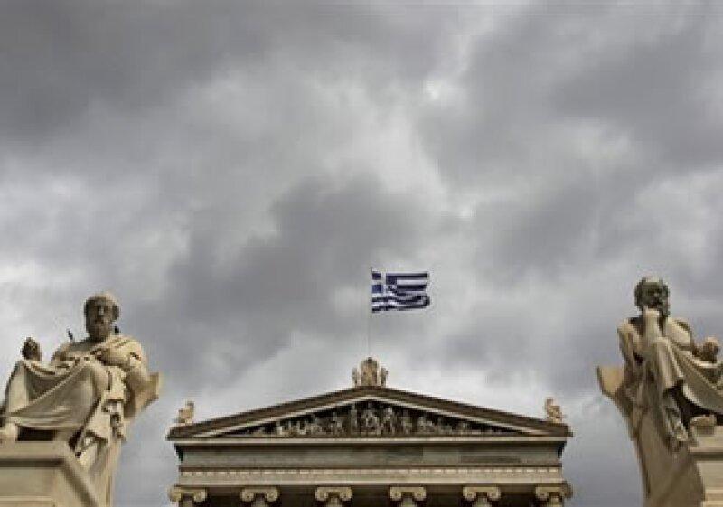 La deuda de Grecia está en categoría basura para las tres mayores agencias calificadoras. (Foto: AP)