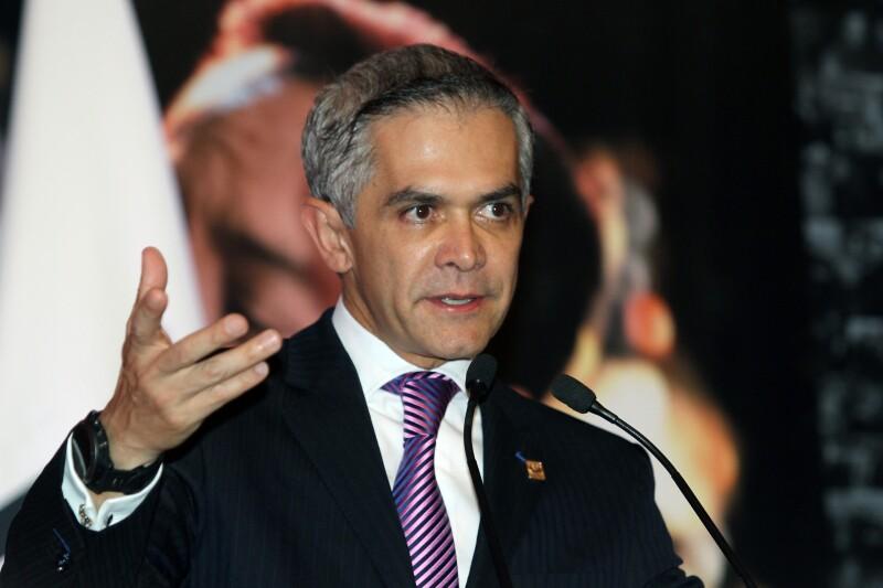 El jefe de gobierno de la Ciudad de México ha hecho públicas sus aspiraciones para contender en el proceso electoral de 2018.
