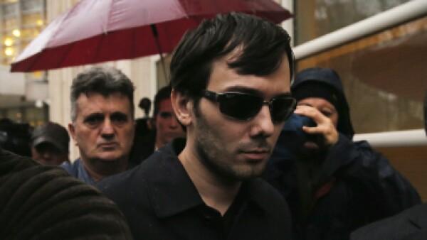 El FBI arrestó a Shkreli, de 32 años de edad, el por la mañana en Nueva York. (Foto: Reuters)