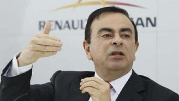 Carlos Ghosn lidera la unión de Nissan y Renault, la cual lleva una década de existir. (Foto: Reuters)
