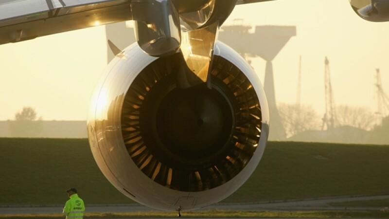 GET. motor avion