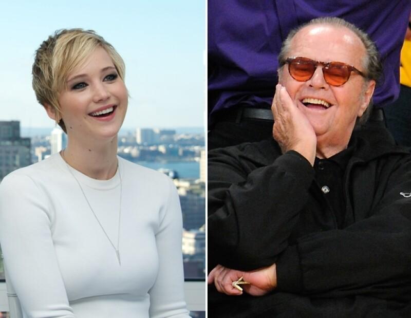 La actriz ha confesado que luego de su encuentro con la leyenda del cine en los Óscar de este año, recibió regalos y una divertida nota para acompañar.