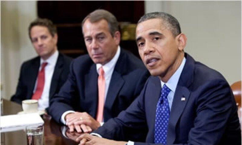 Ambos partidos se niegan a aumentar impuestos a la clase media.  (Foto: Cortesía CNNMoney)