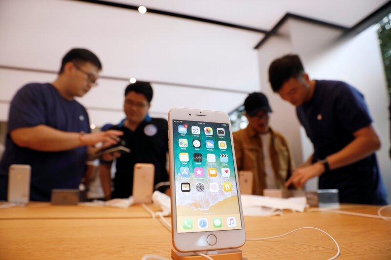 Ventas de Apple