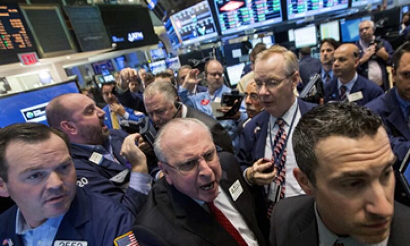 Para este día, los inversionistas no esperan indicadores de relevancia en EU. (Foto: Reuters)