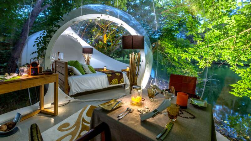 Bubble Lodge (Mauricio)