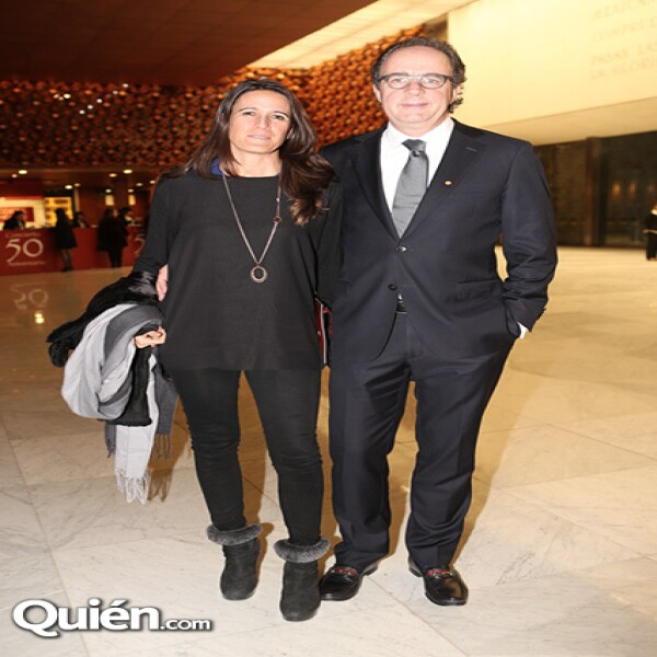 Jessica Peyrelongue,Luis Peyrelongue