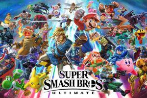 'Super Smash Bros'