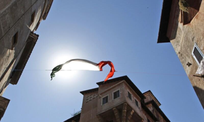 Italia lucha por salir de una de sus peores crisis de la historia. (Foto: Archivo)
